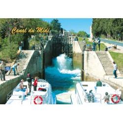 Magnet Canal du Midi Fonserannes CAN4