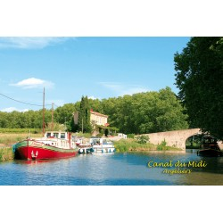 Magnet Canal du Midi Argeliers Can 30