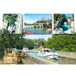Magnet Canal du Midi Beziers Can 44