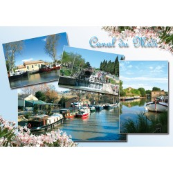 Magnet Canal du Midi Beziers Can 251