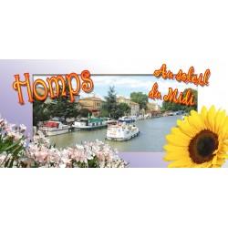 Mug Canal du Midi Homps 301