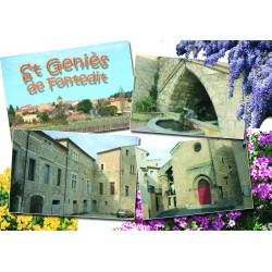 St Geniès de Fontedit