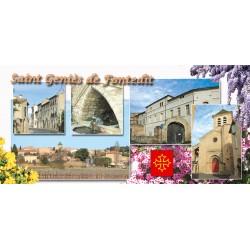 MUG  St Geniès de Fontedit