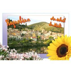 Roquebrun  Vallée de l'Orb