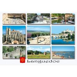 Languedoc Béziers Narbonne