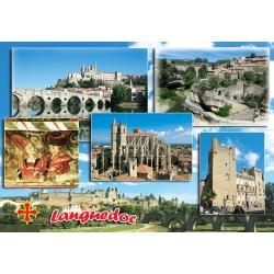 Languedoc Béziers Narbonne Minerve Carcasonne