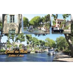 Canal Salleles d'Aude