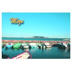 Magnet Mèze barques