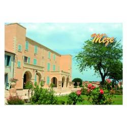 Magnet Mèze chateau