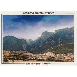 Gorges d'Eric Haut Languedoc