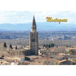 Carte postale Montagnac 4289