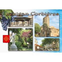 Carte postale Lézignan 71