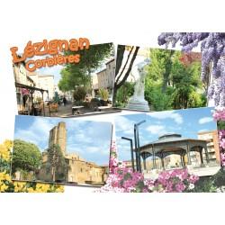 Carte postale Lézignan 2405