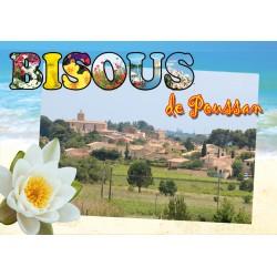 Carte postale Poussan 291