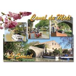 Canal du Midi le Somail