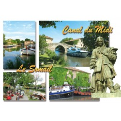 CAN 53  Canal du Midi le Somail