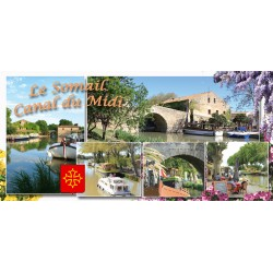 Mug Canal du Midi Somail 2405