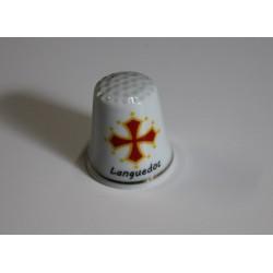 Dés porcelaine Languedoc
