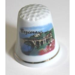 Dés porcelaine Béziers